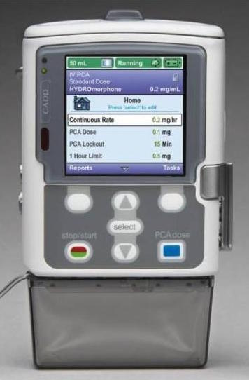 rent infusion pumps