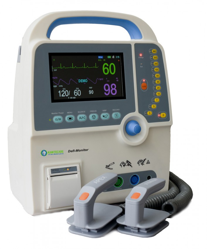 Defibrillator rentals from kwipped