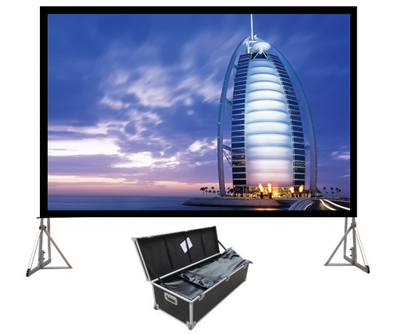 fast fold screen rental