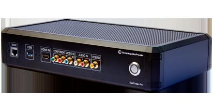 web streaming encoder rental