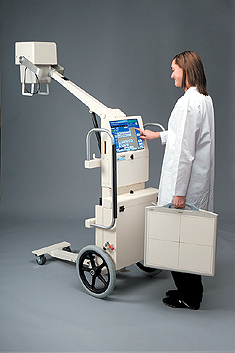 portable x-ray machine rental