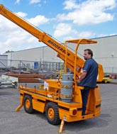 carry deck crane rental