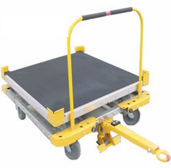 platform dolly rental