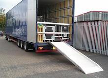 truck ramp rentals