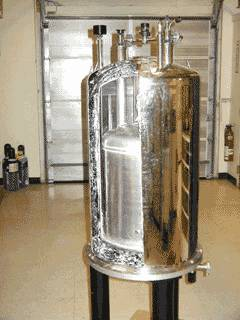 liquid nitrogen reservoir rentals