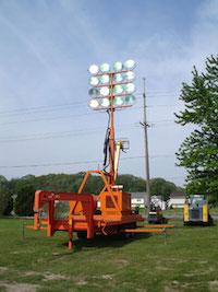 light tower rental