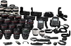 camera accessory rentals