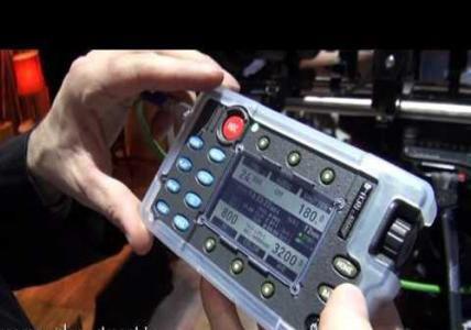 camera control units rental