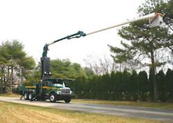 aerial truck rental