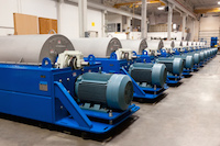decanter centrifuge rentals