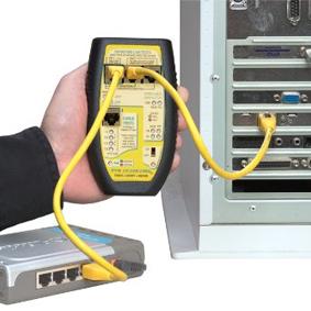 LAN & Cable Tester rentals