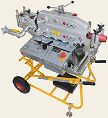 fiber optic blowing machine rental