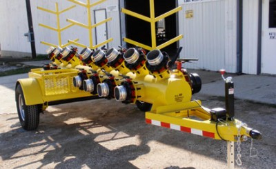 Frac Manifold Rentals And Leases